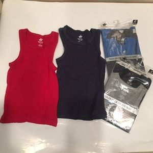 6 Toddler Athletic Shirts Beverly Hills Polo Club